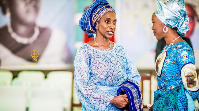 Saraki, Osinbajo's wife to join Airtel in 'touching lives'