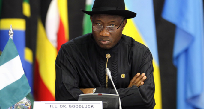 No one's ambition is worth blood of any citizen, Jonathan tells Trump