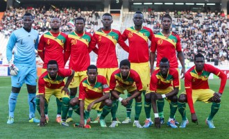 CAF lifts ban on Ebola-free Guinea