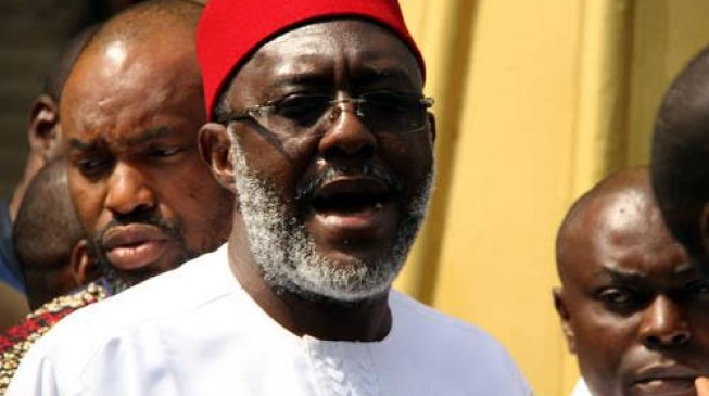 EFCC: Metuh named Jonathan in torn statement