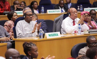 Buhari: It's time to silence guns of war in Africa