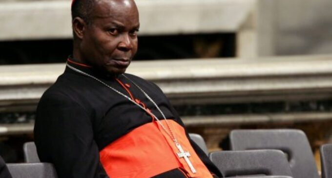 Okogie: At 59, Nigeria dying on the cross of governmental inefficiency