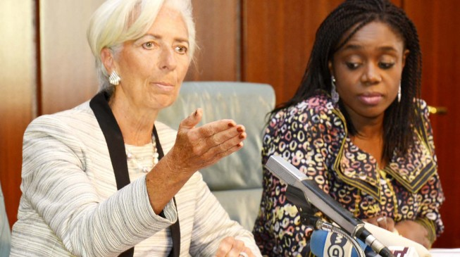 IMF less optimistic than World Bank, says Nigeria's GDP will grow by 0.8% in 2017