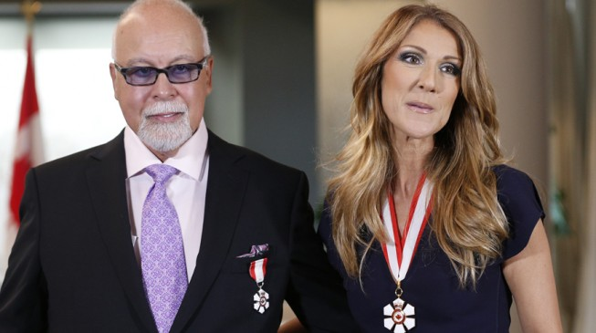OBITUARY: Celine Dion's 'only boyfriend', Angelil, dies in her arms