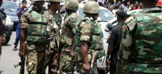 Army: Politicians planning to disrupt elections in Niger Delta