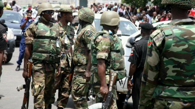 FLASHBACK: In 2014, soldiers attacked Daily Trust vans 'in search of bombs'