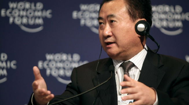 China's richest man, Jianlin, set to rival Google