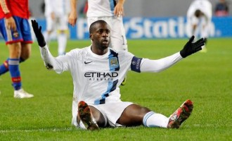 After losing, Toure brands CAF award 'pathetic and shameful'