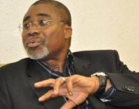 Abaribe: The wicked people in Nigeria don't want to die but we are losing the good ones