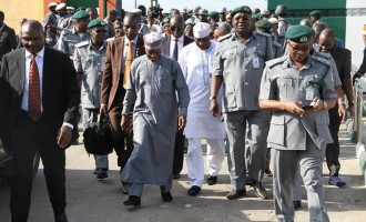 Assets declaration yet to commence in Lagos customs commands