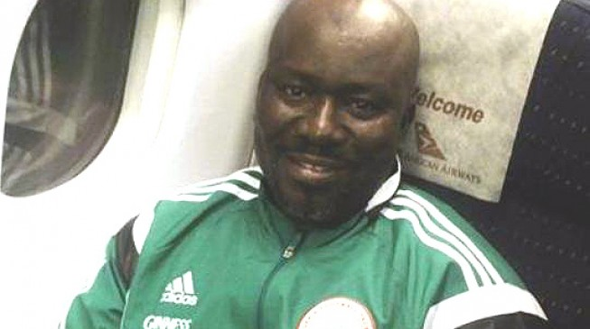 NFF top official shot dead in Abuja