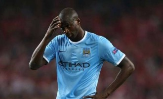 Toure 'will be out' of Man City if Guardiola becomes new coach
