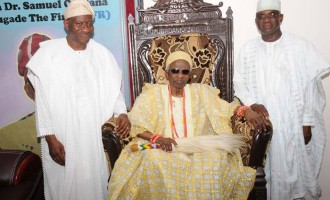 OBITUARY: Olubadan, the strict monarch who fired a chief for lacing his wife with 'magun'