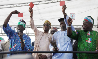 Tinubu: Battle with Jonathan my toughest ever