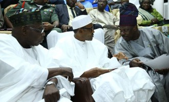 Obasanjo tolerated me for 3 years, says Buhari