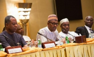 I'll rather build infrastructure than give N5,000 to people who don't work, says Buhari