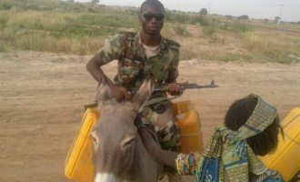 TRIBUTE: Ilo, brave soldier killed by Boko Haram on Val's Day 'because of arms fund diversion'