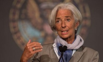 Lagarde unanimously re-elected MD of IMF