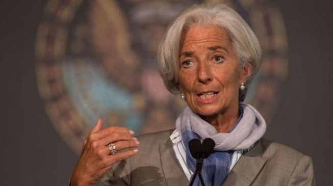 Lagarde: Nigeria needs a 'sensible' FX policy