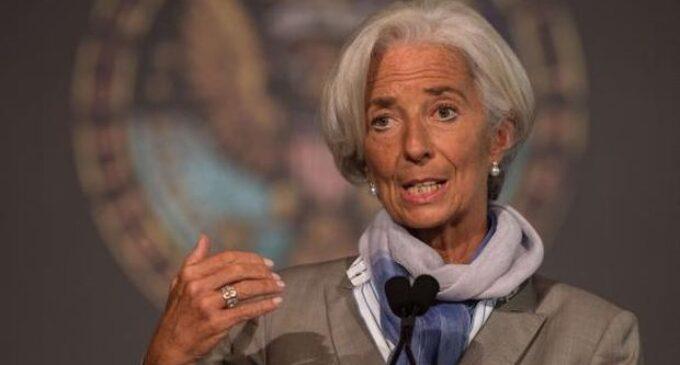 Lagarde: Nigeria needs a 'sensible' FX policy