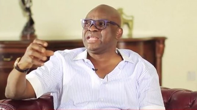 Fayose: $1bn is for Buhari's reelection… I'm not among govs who approved it