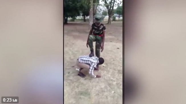 NDA vows to probe torture of civilian by cadets