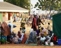 Saraki: Attention of government to plight of IDPs is waning