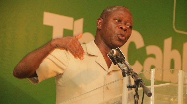 CLOSE-UP: Oshiomhole, the comrade taking APC into 2019 battle