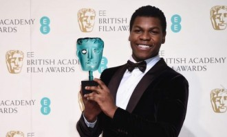 John Boyega: Blacks won't back down until Oscar changes