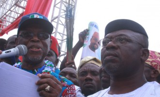 Oyegun embarks on 10-day leave, hands over to Oni