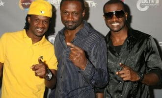 PSquare sack manager and brother, Jude Okoye