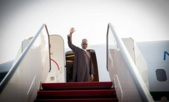 Buhari has to be on the move