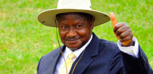 Museveni declared reelected president of Uganda — for the 6th term