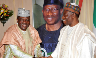 Jonathan's ADC sues EFCC over 'illegal detention'