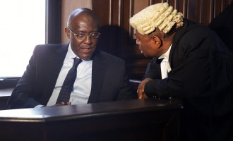 EXTRA: Metuh's trial adjourned after judge complained of seeing shadows