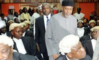 Court adjourns Dasuki's case till Oct 21