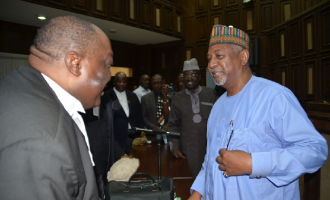 Dasuki ordered me to pay $40m to Jonathan's cousin, says witness