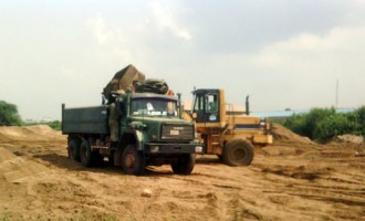 Ambode orders stoppage of sand dredging
