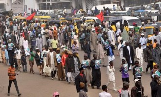 Again, police crack down on protesting Shi'ites in Abuja