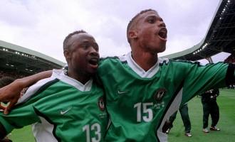 NFF sacks Tijjani Babangida as Oliseh's PA
