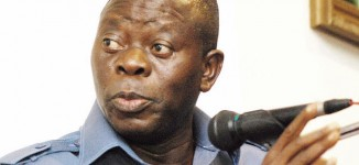 What DSS report says about Oshiomhole