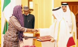 Buhari tells Qataris: Come and invest in Nigeria