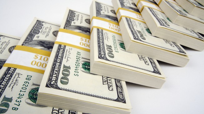 Nigeria's reserves rise for 4 days in a row