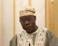 Obasanjo to Nigerians: 2020 was challenging but let's be thankful we're alive