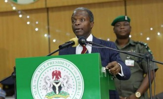 Osinbajo: We're not sure of Chibok girls' return date