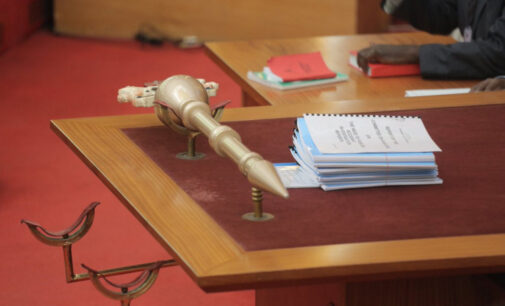 N'assembly summons Omo-Agege, Ndume over mace theft