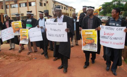 ASUU raises concern over salaries