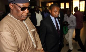 EFCC hands over another Badeh's asset to North-East Development Commission
