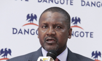 Dangote: We'll start selling forex to CBN by 2020