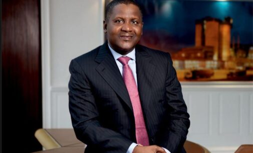 'You're a key partner, corona warrior' — Buhari hails Dangote on 64th birthday